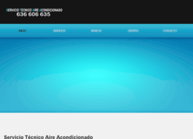serviciotecnico-aire-acondicionado.com