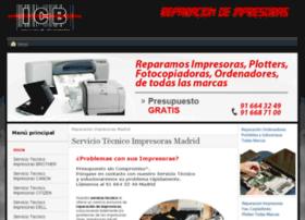 serviciotecnicoimpresoras.com.es