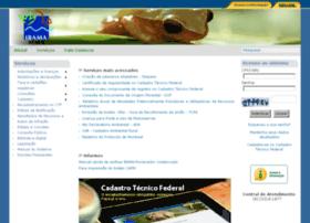servicos.ibama.gov.br