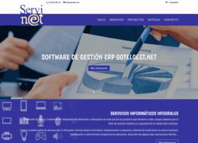 servinet.net