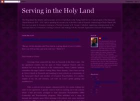 servingintheholyland.blogspot.com