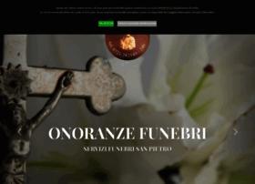 servizifunebrisanpietro.com