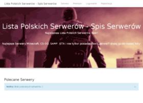 serwerlist.pl