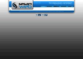 sesam-web.com