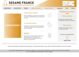 sesamefrance.fr