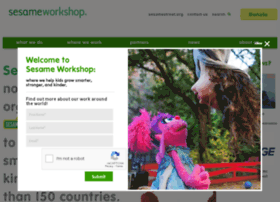 sesameworkshop.com