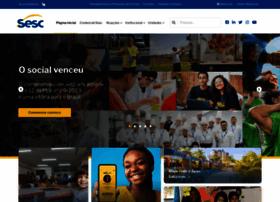 sesc.com.br