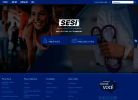 sesi-ce.org.br