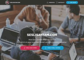 seslisayfam.com