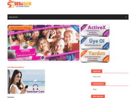 seslisor.com