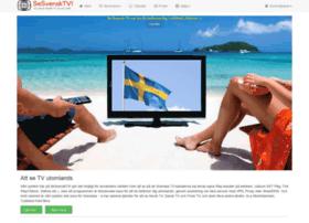 sesvensktv.com