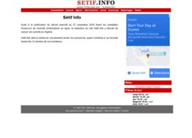 setif.info