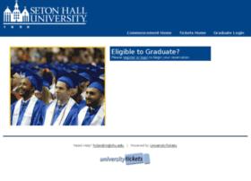 setonhall.universitytickets.com