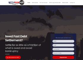 settlebankdebt.com
