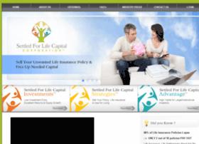 settledforlifecapitalcorporation.com