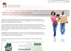 settledhousing.co.uk