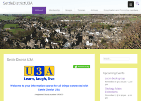 settledistrictu3a.org.uk