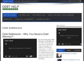 settlementdebtattorney.com