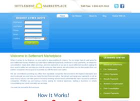 settlementmarketplace.com