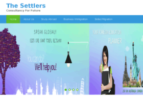 settlersconsultancy.com