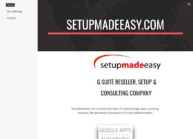 setupmadeeasy.com