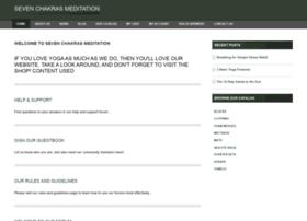 sevenchakrasmeditation.com
