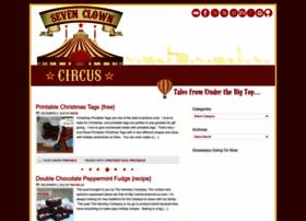 sevenclowncircus.com
