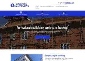 sevencountiesscaffolding.co.uk