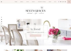 sevengraces.blogspot.com
