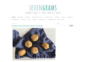 sevengrams.blogspot.com