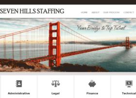 sevenhillsstaffing.com