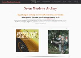 sevenmeadowsarchery.com