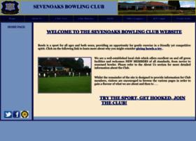 sevenoaksbowlsclub.co.uk