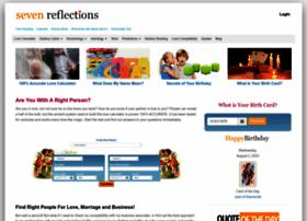 sevenreflections.com