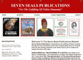 sevensealspublications.com