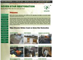 sevenstarrestoration.com