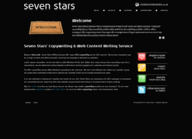 sevenstarswriting.co.uk