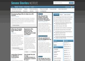 sevenstoriesinstitute.com