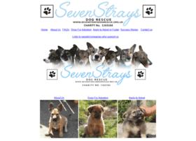 sevenstraysdogrescue.org.uk