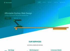 sevenwebdesign.com