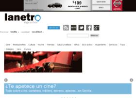 sevilla.lanetro.com