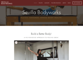 sevillabodyworks.com