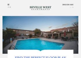 sevillewestapartments.com