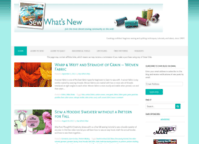 sew-whats-new.net