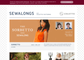 sewalongs.com