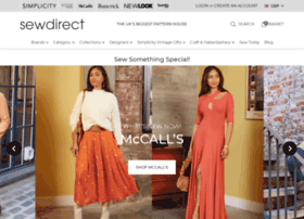 sewdirect.com