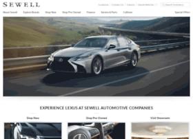 sewelllexus.com