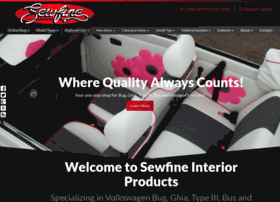 sewfineproducts.com