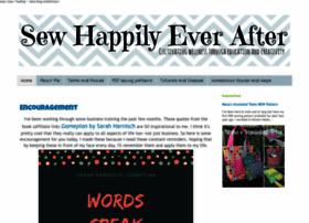 sewhappilyeverafter.com