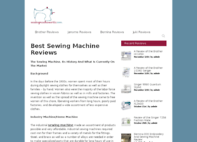 sewingmachinecritic.com